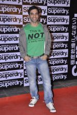 Kushal Punjabi at the Launch of Superdry in Palladium, Mumbai on 13th Dec 2012 (21).JPG