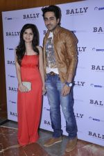 Ayushman Khurana at Bally launch in Palladium, Mumbai on 15th Dec 2012 (42).JPG
