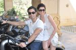 Karishma Tanna, Kushal Punjabi at Biker_s brunch hosted by JW Marriott in Juhu, Mumbai on 15th Dec 2012 (25).JPG