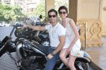 Karishma Tanna, Kushal Punjabi at Biker_s brunch hosted by JW Marriott in Juhu, Mumbai on 15th Dec 2012 (28).JPG