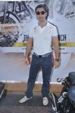 Kushal Punjabi at Biker_s brunch hosted by JW Marriott in Juhu, Mumbai on 15th Dec 2012 (30).JPG
