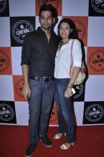 Nikhila Palat, Vivaan Bhathena at Cheval Club launch in Kala Ghoda, Mumbai on 15th Dec 2012 (10).JPG