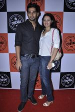Nikhila Palat, Vivaan Bhathena at Cheval Club launch in Kala Ghoda, Mumbai on 15th Dec 2012 (11).JPG