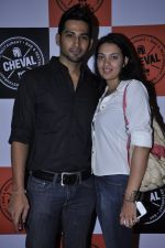 Nikhila Palat, Vivaan Bhathena at Cheval Club launch in Kala Ghoda, Mumbai on 15th Dec 2012 (9).JPG