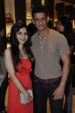 Sharman Joshi at Bally launch in Palladium, Mumbai on 15th Dec 2012 (17).JPG