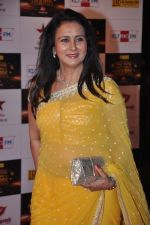 Poonam Dhillon at Big Star Awards red carpet in Mumbai on 16th Dec 2012 (182).JPG