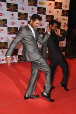 Prabhu Deva at Big Star Awards red carpet in Mumbai on 16th Dec 2012 (174).JPG