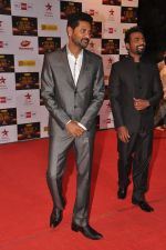 Prabhu Deva at Big Star Awards red carpet in Mumbai on 16th Dec 2012 (175).JPG