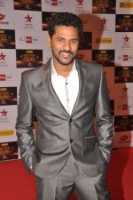 Prabhu Deva at Big Star Awards red carpet in Mumbai on 16th Dec 2012 (176).JPG