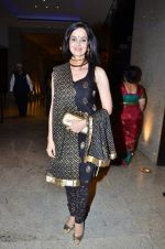 Rukhsar at Durga jasraj_s daughter Avani_s wedding reception with Puneet in Mumbai on 16th Dec 2012 (100).JPG