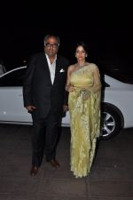 Sridevi, Boney Kapoor at Abhinav & Ashima Shukla wedding reception in Taj Land_s End, Bandra, Mumbai on 16th Dec 2012 (80).JPG