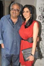 Boney Kapoor, Sridevi at People_s magazine cover launch in Bandra, Mumbai on 17th Dec 2012 (1).JPG