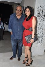Boney Kapoor, Sridevi at People_s magazine cover launch in Bandra, Mumbai on 17th Dec 2012 (2).JPG
