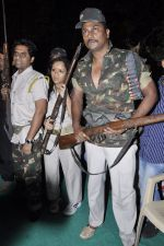 Mangal Singh at music launch of Beehad in Juhu, Mumbai on 17th Dec 2012 (10).JPG