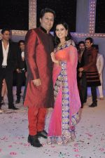 Smita Bansal at the launch of Nach Baliye Season 5 in Mehboob on 17th Dec 2012 (104).JPG