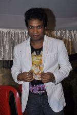 Sunil Pal at music launch of Beehad in Juhu, Mumbai on 17th Dec 2012 (36).JPG