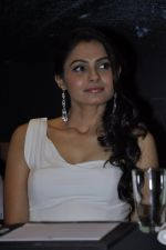 Andrea Jeremiah at Vishwaroop press meet in J W Marriott, Mumbai on 18th Dec 2012 (19).JPG