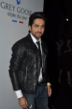 Ayushman Khurana at Grey Goose fashion event in Tote, Mumbai on 18th Dec 2012 (30).JPG
