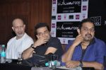 Ehsaan Noorani, Shankar Mahadevan, Loy Mendonca at Vishwaroop press meet in J W Marriott, Mumbai on 18th Dec 2012 (74).JPG