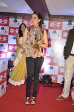 Karisma Kapoor turns RJ for Big FM in Peninsula, Mumbai on 18th Dec 2012 (24).JPG