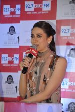 Karisma Kapoor turns RJ for Big FM in Peninsula, Mumbai on 18th Dec 2012 (31).JPG