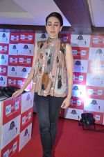 Karisma Kapoor turns RJ for Big FM in Peninsula, Mumbai on 18th Dec 2012 (53).JPG