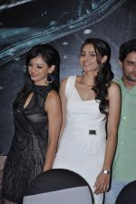 Pooja Kumar, Andrea Jeremiah at Vishwaroop press meet in J W Marriott, Mumbai on 18th Dec 2012 (63).JPG