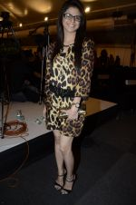 Rucha Gujrathi at Chimera fashion show of WLC College in Mumbai on 18th Dec 2012(410).JPG