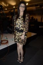 Rucha Gujrathi at Chimera fashion show of WLC College in Mumbai on 18th Dec 2012(411).JPG
