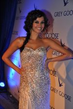 Shibani Dandekar at Grey Goose fashion event in Tote, Mumbai on 18th Dec 2012 (7).JPG