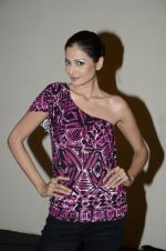 Shonal Rawat at Chimera fashion show of WLC College in Mumbai on 18th Dec 2012(440).JPG