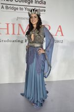 Simple Kaul at Chimera fashion show of WLC College in Mumbai on 18th Dec 2012 (424).JPG