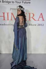 Simple Kaul at Chimera fashion show of WLC College in Mumbai on 18th Dec 2012 (427).JPG