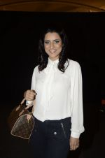 Simple Kaul at Chimera fashion show of WLC College in Mumbai on 18th Dec 2012 (439).JPG