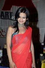 Sneha Shetty at Chimera fashion show of WLC College in Mumbai on 18th Dec 2012 (433).JPG