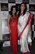 Sneha Shetty at Chimera fashion show of WLC College in Mumbai on 18th Dec 2012 (441).JPG