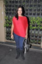 Nisha Harale at Lagerbay Chistmas bash hosted by Shakir Sheikh in Bandra, Mumbai on 19th Dec 2012 (61).JPG