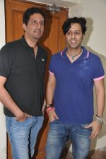 Salim Merchant, Sulaiman Merchant at Ustad Sultan Khan tribute in Ravindra Natya Mandir on 19th Dec 2012 (23).JPG