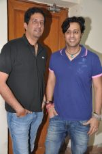 Salim Merchant, Sulaiman Merchant at Ustad Sultan Khan tribute in Ravindra Natya Mandir on 19th Dec 2012 (24).JPG