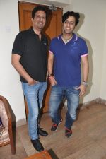 Salim Merchant, Sulaiman Merchant at Ustad Sultan Khan tribute in Ravindra Natya Mandir on 19th Dec 2012 (25).JPG