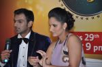 Sania Mirza, Shoaib Malik for Nach Baliye 5 in Filmistan, Mumbai on 19th Dec 2012 (62).JPG