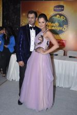 Sania Mirza, Shoaib Malik for Nach Baliye 5 in Filmistan, Mumbai on 19th Dec 2012 (81).JPG