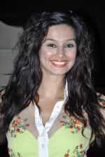 Shibani Dandekar at Cosmopolitan perfume awards in F Bar, Mumbai on 19th Dec 2012 (52).JPG