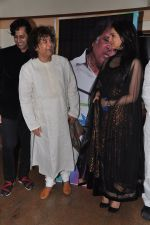 Zakir Hussain, Akriti Kakkar at Ustad Sultan Khan tribute in Ravindra Natya Mandir on 19th Dec 2012 (6).JPG
