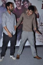 Amit Sadh, Abhishek Kapoor at kai po che trailor launch in Cinemax, Mumbai on 20th Dec 2012 (65).JPG