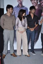 Amit Sadh, Amrita Puri, Sushant Singh Rajput at kai po che trailor launch in Cinemax, Mumbai on 20th Dec 2012 (56).JPG