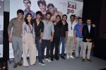 Amit Sadh, Amrita Puri, Sushant Singh Rajput, Abhishek Kapoor, Ronnie Screwvala, Hrithik Roshan, Arjun Rampal, Sohail at kai po che trailor launch in Cinemax, Mumbai on 20th Dec 2012 (38).JPG