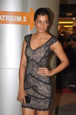 Mugdha Godse at Dabangg 2 premiere in PVR, Mumbai on 20th Dec 2012 (121).JPG