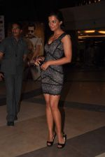 Mugdha Godse at Dabangg 2 premiere in PVR, Mumbai on 20th Dec 2012 (195).JPG