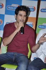 Rajeev Khandelwal at the Audio release of Table No. 21 in Radio City 91.1 FM, Mumbai on 20th Dec 2012 (4).JPG